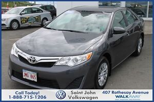 2014 Toyota Camry $181 Bi-weekly  (LE)