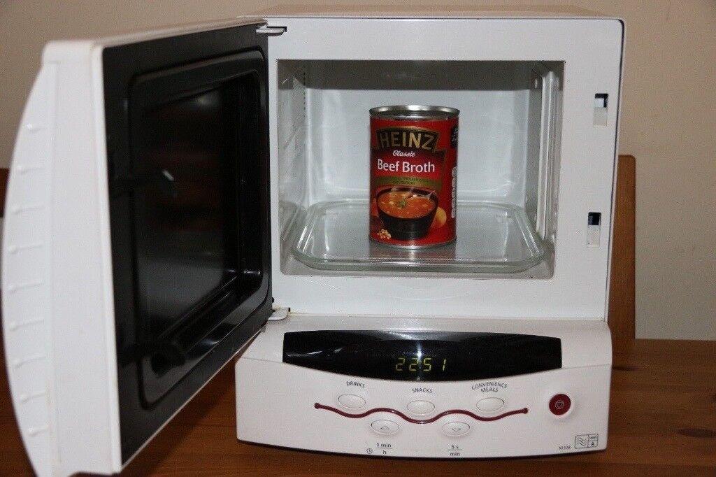 Samsung Sam Junior M308 Motorhome Camper Caravan Microwave Oven Mini
