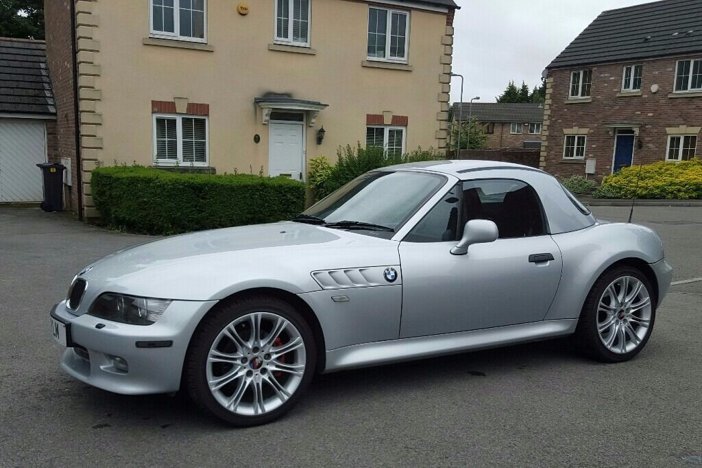 2000 Bmw Z3 3 0i Convertible Including Hardtop Bargain