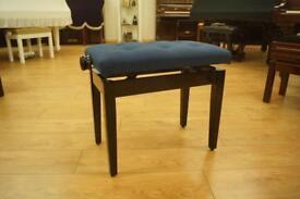 New piano stool. Adjustable