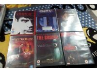 Collection of horror movies