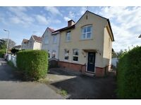 2 Bedroomed semi detached house