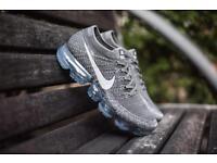 Nike VaporMax Asphalt Grey UK9 BRAND NEW