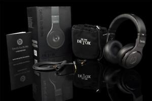 BEATS DETOX , PRO LIMITED EDITION BLACK DETOX . SEALED BOX