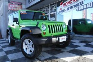 2013 Jeep Wrangler Sport | 6-Speed Manual | A/C!