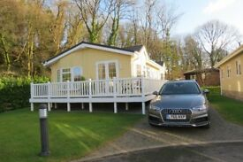 Luxury Holiday Lodge 2 Bedroom with 52 week access