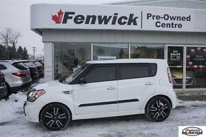 2011 Kia Soul 2.0L 4u SX - Accident Free - Non Smoker
