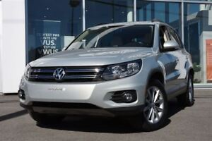 2014 Volkswagen Tiguan 4MOTION CUIR TOIT PANO Comfortline