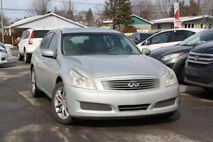 2009 Infiniti G37 Berline Luxury