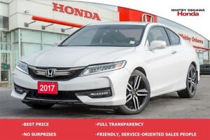 2017 Honda Accord Touring V6 | Manual