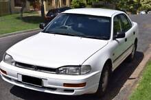 1996 Toyota Camry Sedan Stafford Brisbane North West Preview
