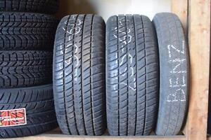 For Sale: A pair of used 235/60/14 tires.