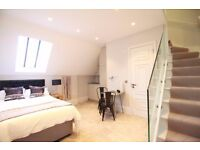 **LUXURY split level Mezzanine STUDIO to rent in Crouch End, highest spec!! Available NOW!!***