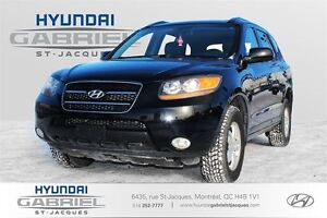 2007 Hyundai Santa Fe GLS AWD SUNROOF,LEATHER,CRUISE,ELECTRICAL