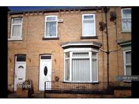 2 bedroom house in Caledonia Street, Scarborough, YO12 (2 bed)