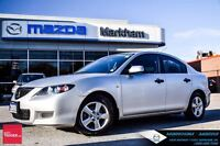 2008 Mazda MAZDA3 GS CLEAN CAR RPOOF AT AC CRUISE ALLOY POWER PK
