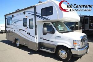 2016 Forest River Forester 2291 1 extension ! RV / VR Classe C 2