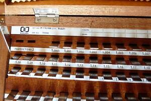 Metric Gauge Blocks Jo Blocks Machine Shop Inspection Gauge London Ontario image 4