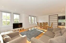 3 bedroom flat in Lexham Gardens, Kensington