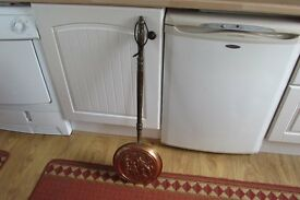 brass bed pan