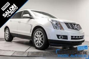 2014 Cadillac SRX Premium, AWD, CUIR, TOIT, NAV