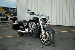 2011 Victory Motorcycles CROSS ROAD
