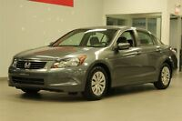 2010 Honda Accord LX BERLINE A/C CRUISE