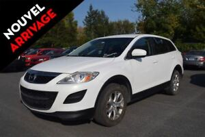 2012 Mazda CX-9 GS AWD AC MAGS 7PASSAGERS TV/DVD A VENIR