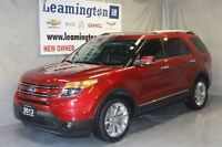 2013 Ford Explorer Limited local one owner very well maintained