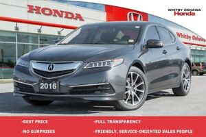 2016 Acura TLX Technology Package