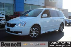 2014 Kia Sedona EX V6 - Leather seats, Sunroof + DVD