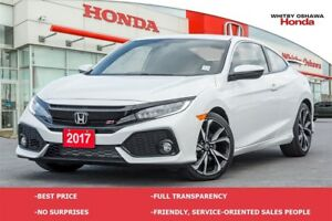 2017 Honda Civic Si | Manual