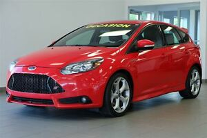 2013 Ford Focus ST TURBO NAVI/CUIR/TOIT