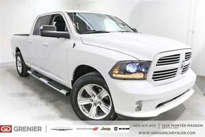 2015 Ram 1500 Sport Crew Boite 6.4*Suspension Air*