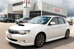 2010 Subaru Impreza WRX/Sunroof/Leather/LTDPkg