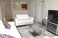Luxury 1 Bedroom with 5 appliances including In-suite laundry!