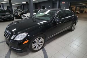 2013 Mercedes-Benz E-Class 300 4MATIC *ENSEMBLE HAUT DE GAMME TO