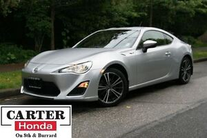 2013 Scion FR-S + BLUETOOTH + ALLOYS + LOW KMS!