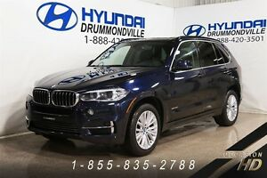 BMW X5 2014 + 35i + xDRIVE + GARANTIE + EXECUTIVE PACK + HEAD-UP