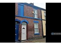 2 bedroom house in Hope Street, Wallasey, CH45 (2 bed)