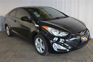 2013 Hyundai Elantra GLS COUPE WITH PWR SUNROOF, ALLOY RIMS Oakville / Halton Region Toronto (GTA) image 1