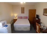 from £99 PW twin & SERVICED for FREE - wifi & cleaning - 25 mins to Aberdeen 10 mins Peterhead