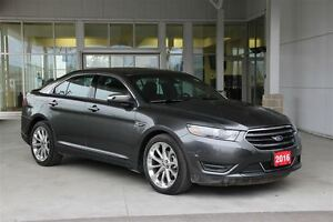 2016 Ford Taurus Limited AWD Luxury Sedan Save Over $20000 from