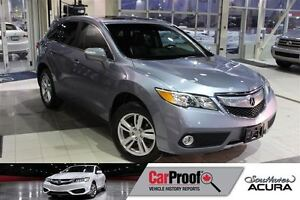 2014 Acura RDX Technology Package AWD Navigation