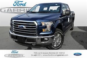 2016 Ford F-150 XLT King SuperCre