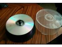 Set of 23 DVD-R