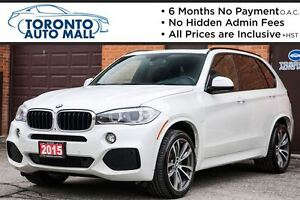 2015 BMW X5 DIESEL+7 PASSENGER+M SPORT+HEADS UP DISPLAY