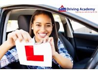 GSM Driving Academy offering Manual & Auto Driving lessons covering Ilford/East London Area