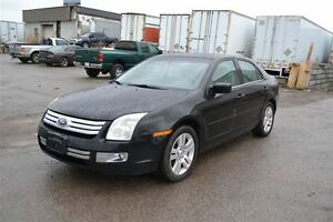 2006 Ford Fusion SEL 3.0L V6 LEATHER,SUNROOF