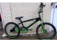 bike BMX Muddyfox 20inch wheels